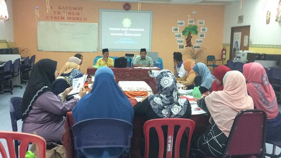 Borang Bantuan Zakat Sekolah Kedah Red Pastel C