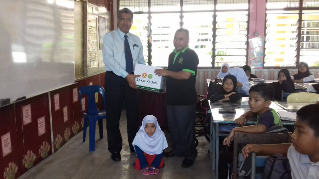 Zakat Kedah Sur Twitter Bantuan Awal Persekolahan Sesi 2017