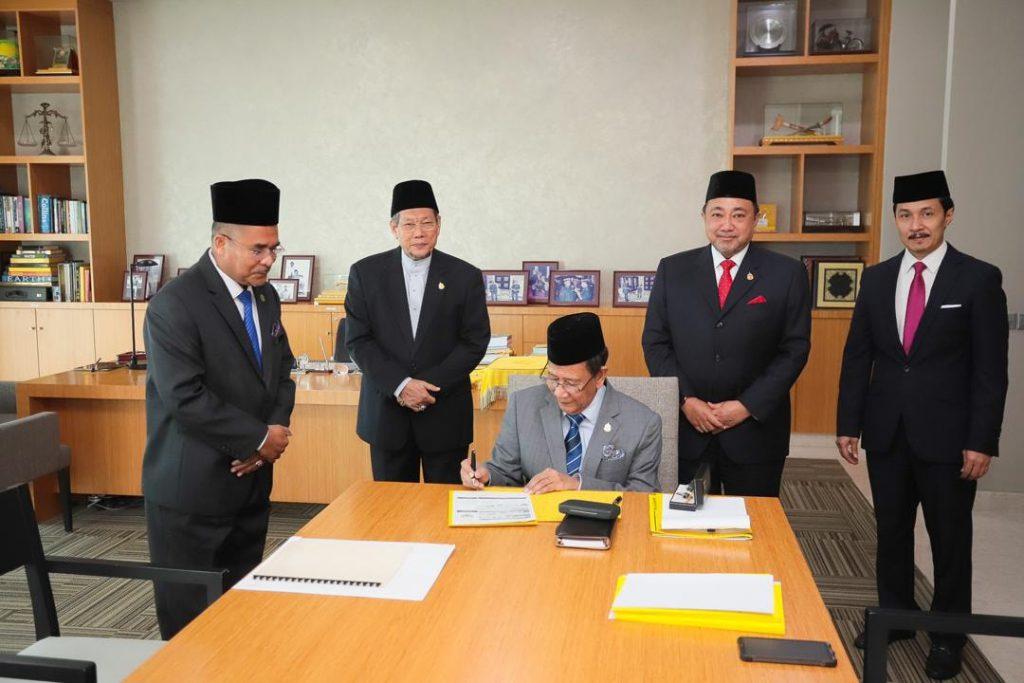 Lembaga Zakat Negeri Kedah Darul Aman   KEBAWAH DYMM ...